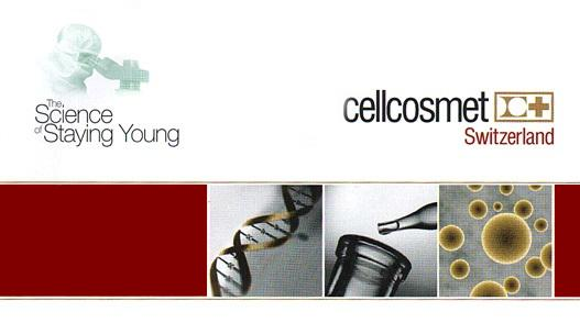 Уход за кожей cellcosmet cellmen